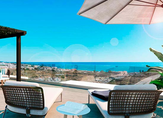 Property for sale in Costa del Sol - Idilia