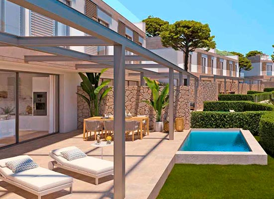 Property for sale in The Balearic Islands - Mourelle