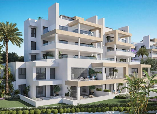 Property for sale in Costa del Sol - South Bay