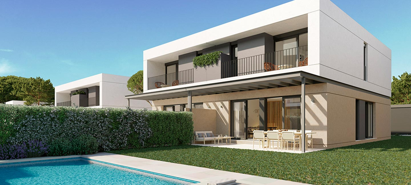 ENEIDA, new build homes for sale in Mallorca