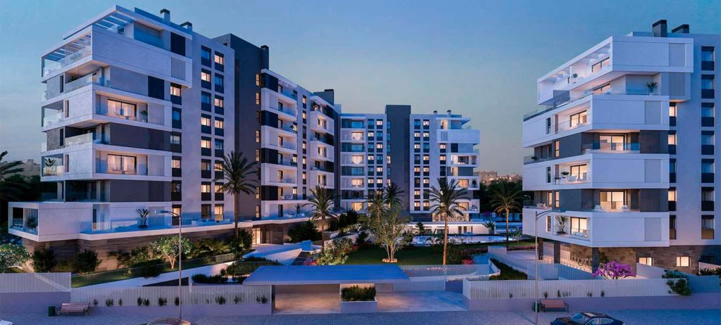 Irala, new build flats in Alicante - AEDAS Homes