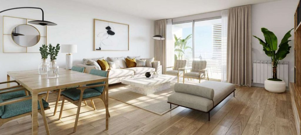 Ecoliving®, by AEDAS Homes sustainable and energy-efficient homes